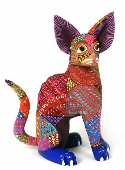 Oaxacan Wood Carvings